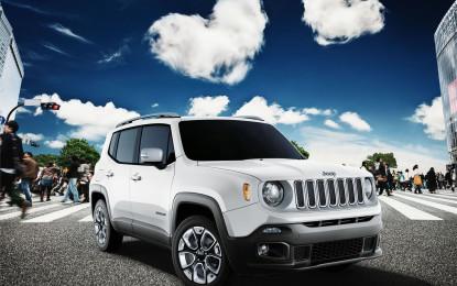Operazione Jeep Renegade & Europcar