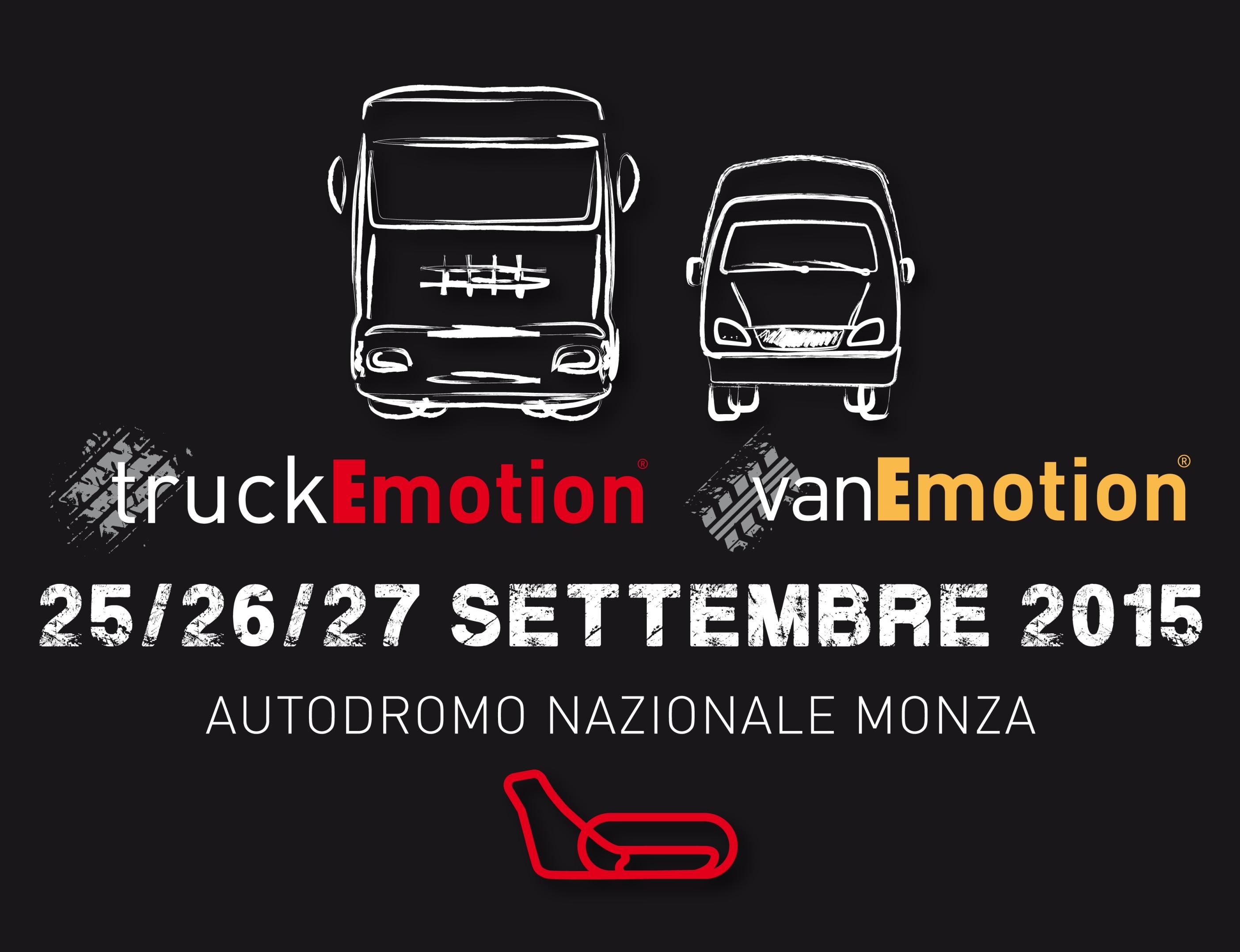 truckEmotion & vanEmotion 2015