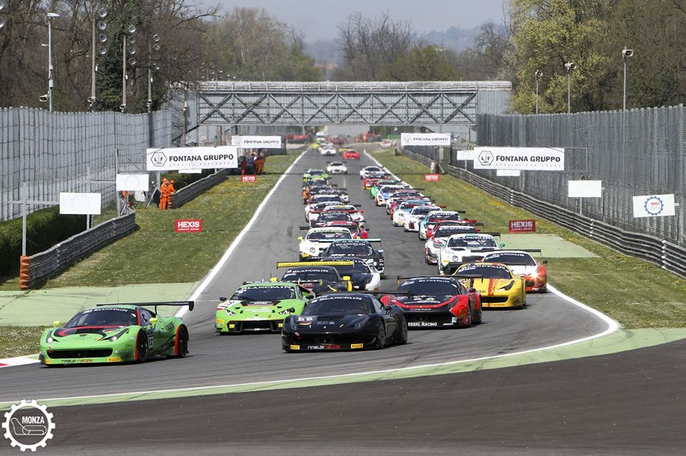 Monza: grande successo per il weekend Blancpain