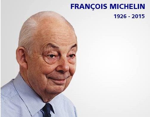La scomparsa di François Michelin