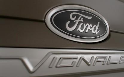 Ford: a Ginevra novità per la gamma Vignale