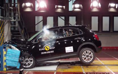 Risultati ultimi crash test EuroNCAP