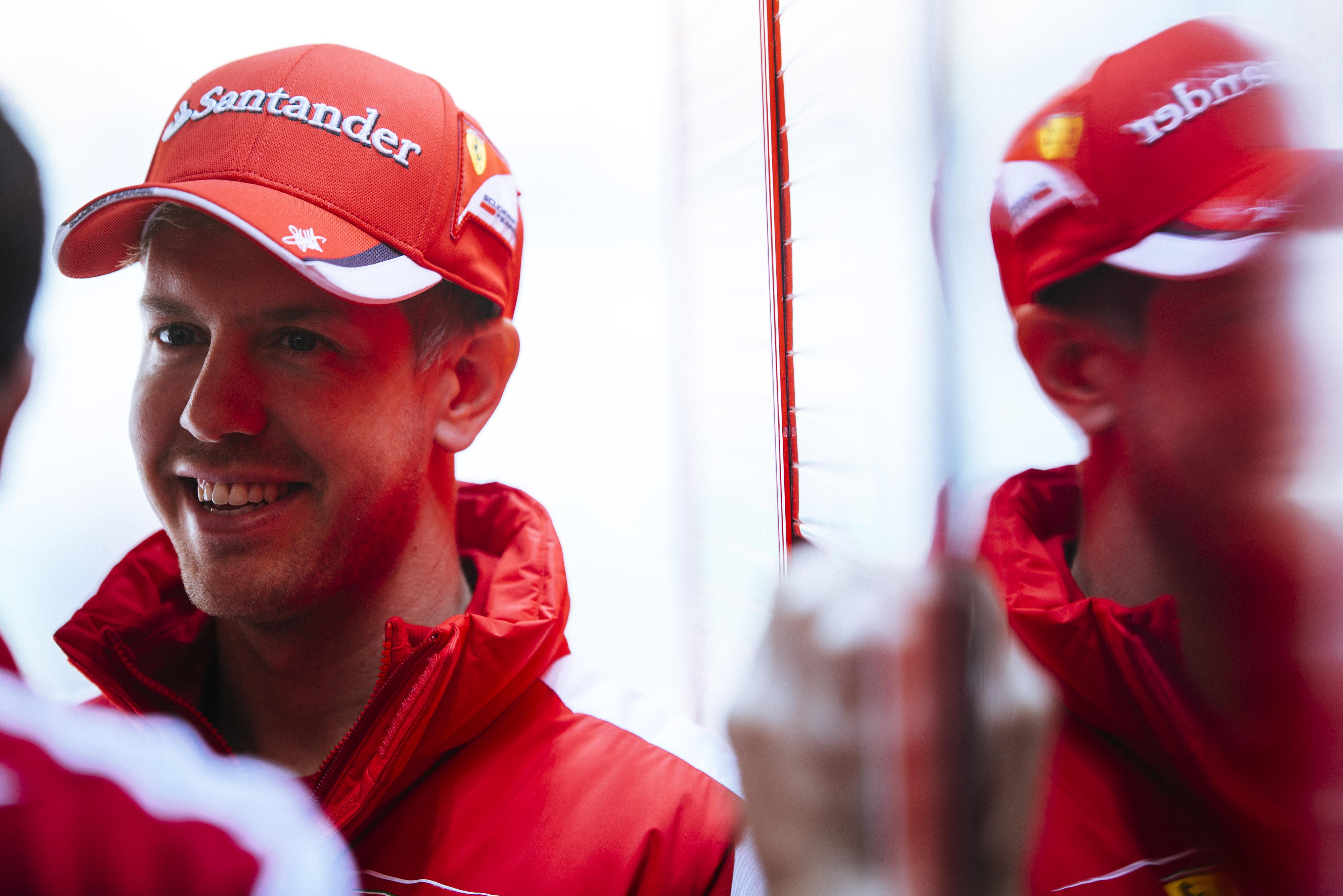 """Vettel: """"Il nostro approccio non cambia"""""""