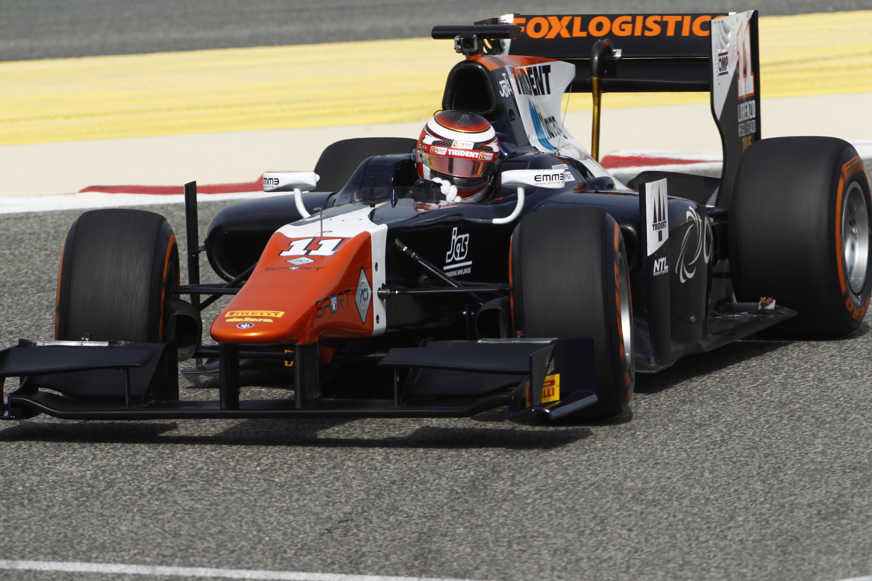 GP2: Marciello conclude i test pre-campionato