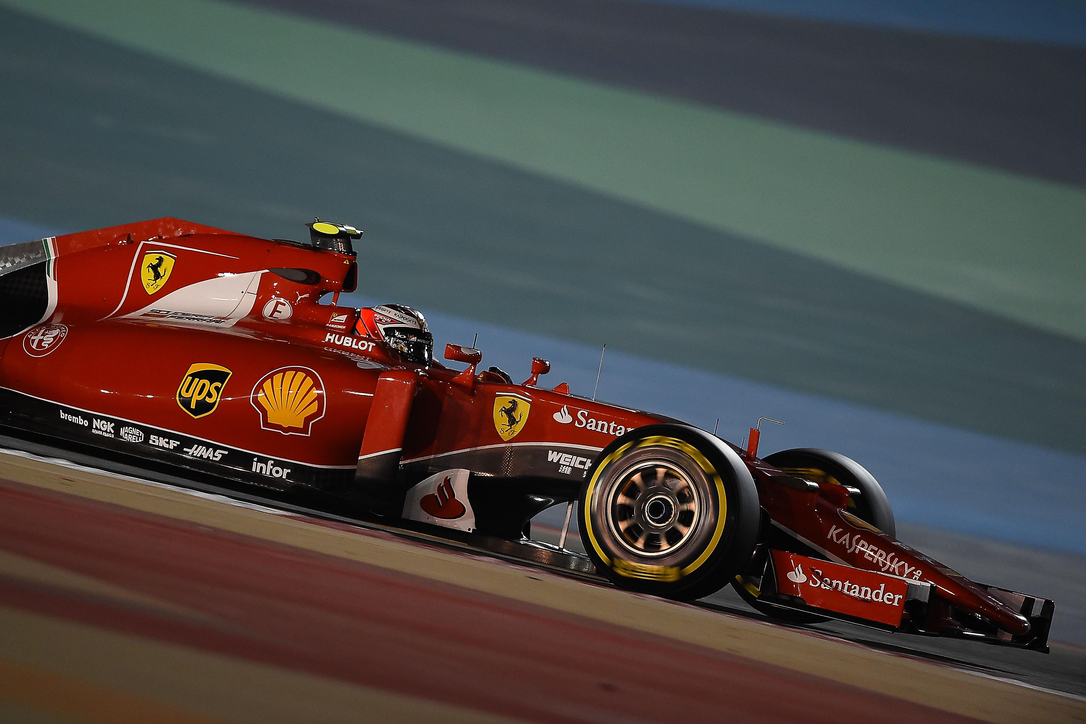 Bahrain: il punto della Ferrari sulle libere