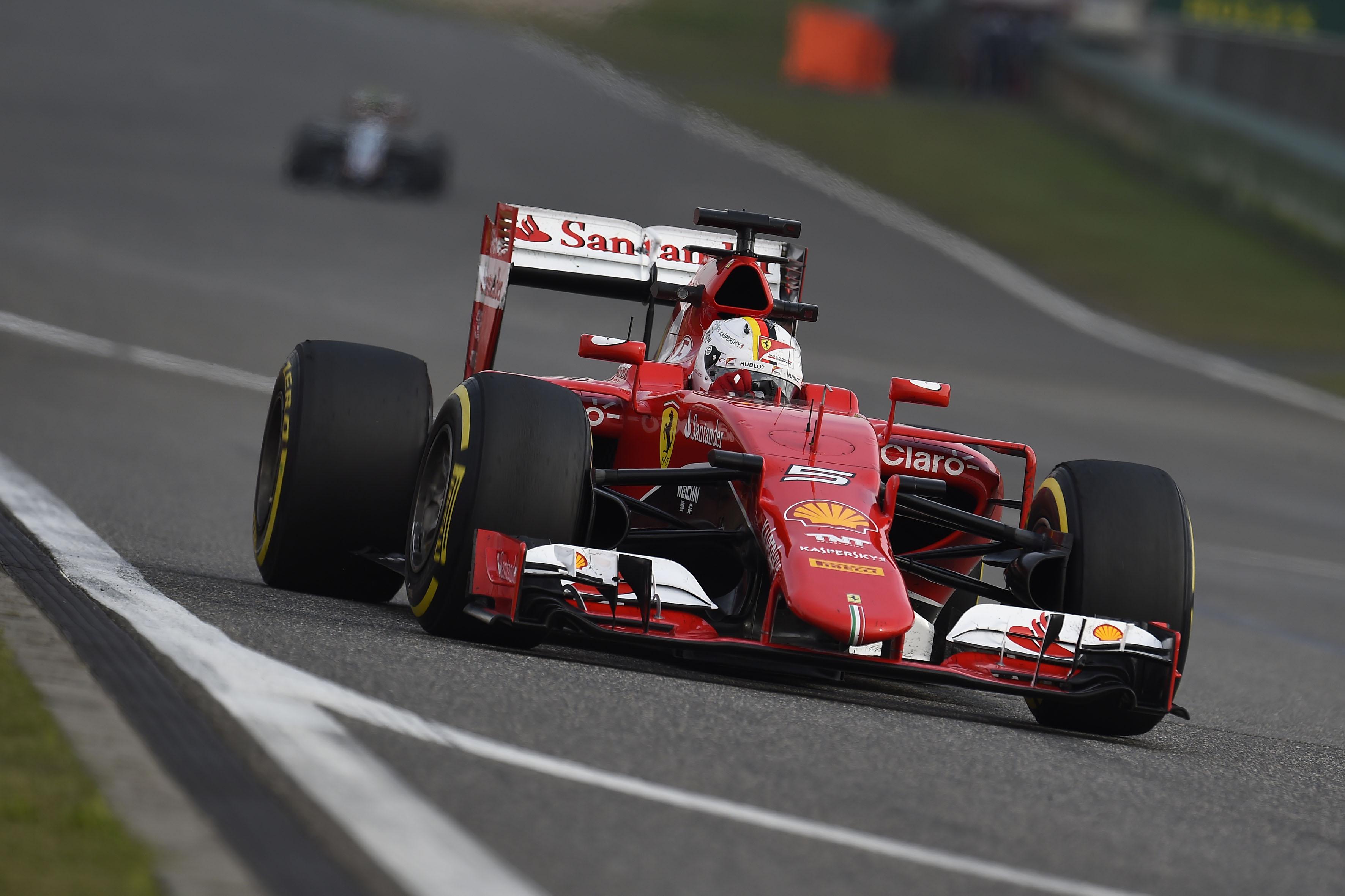 Cina: il punto della Ferrari sulle qualifiche