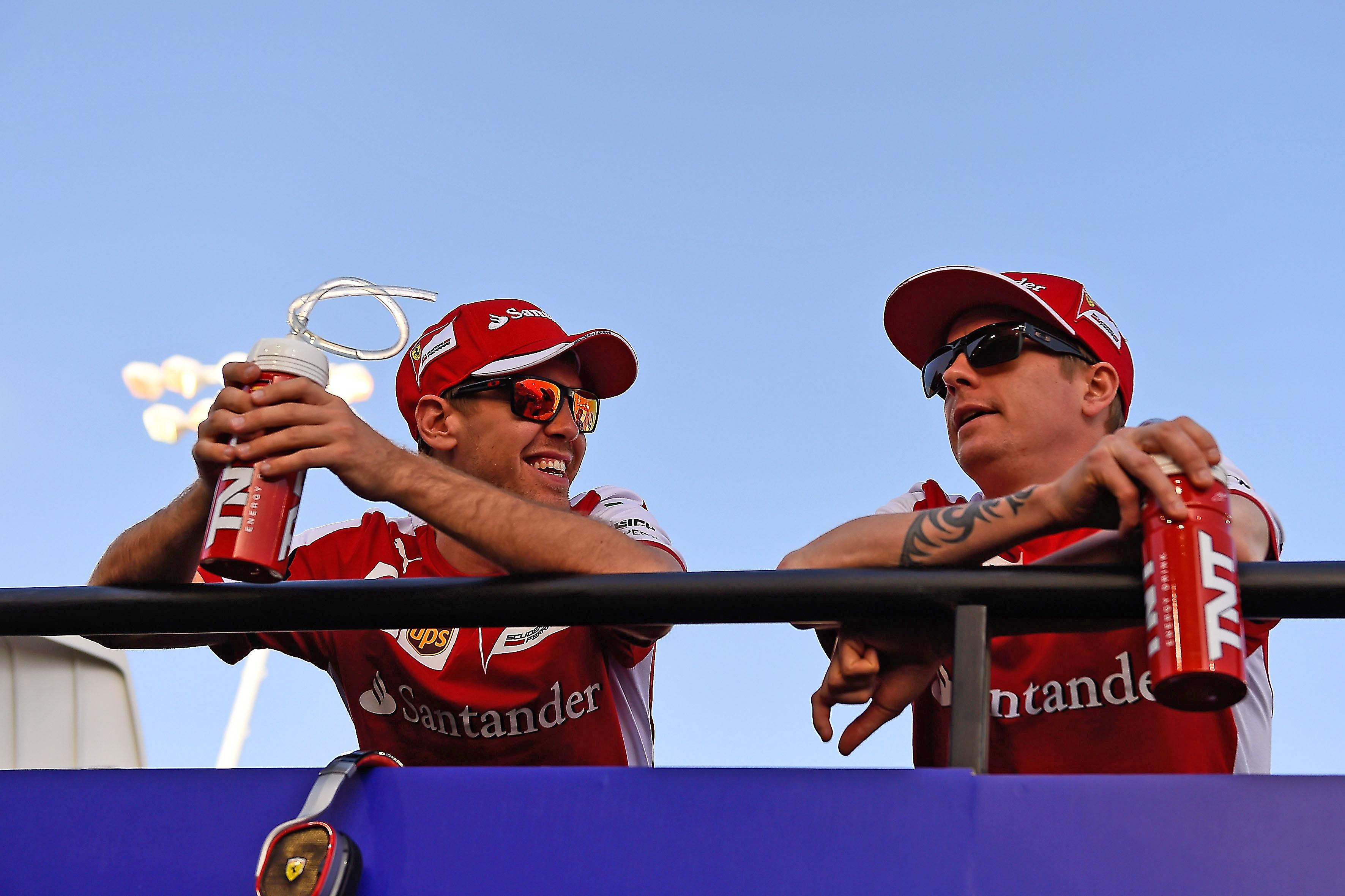 """Arrivabene: """"Vettel è un essere umano"""""""