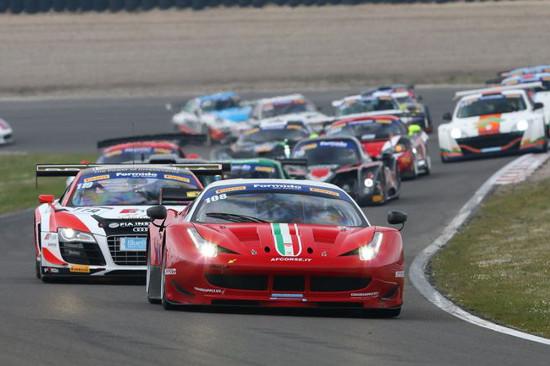 GT Supercar Challenge: lunedì di Pasqua in pista