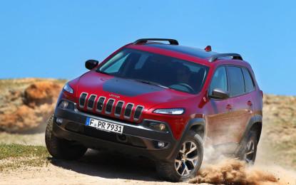 Jeep: primo trimestre e un mese record