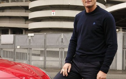 "Alfa Romeo per ""Zanetti and Friends Match for Expo Milano 2015"""