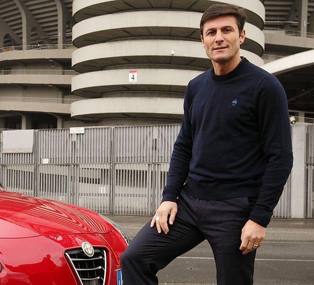 """Alfa Romeo per """"Zanetti and Friends Match for Expo Milano 2015"""""""