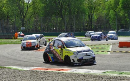 Trofei Abarth: in Gara 2 vincono Scalvini e Pajuranta