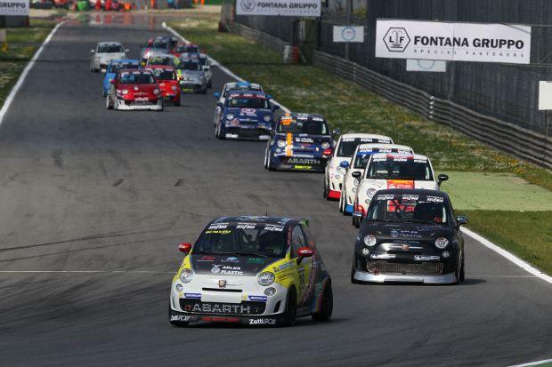 Trofei Abarth: il punto sul weekend di Monza