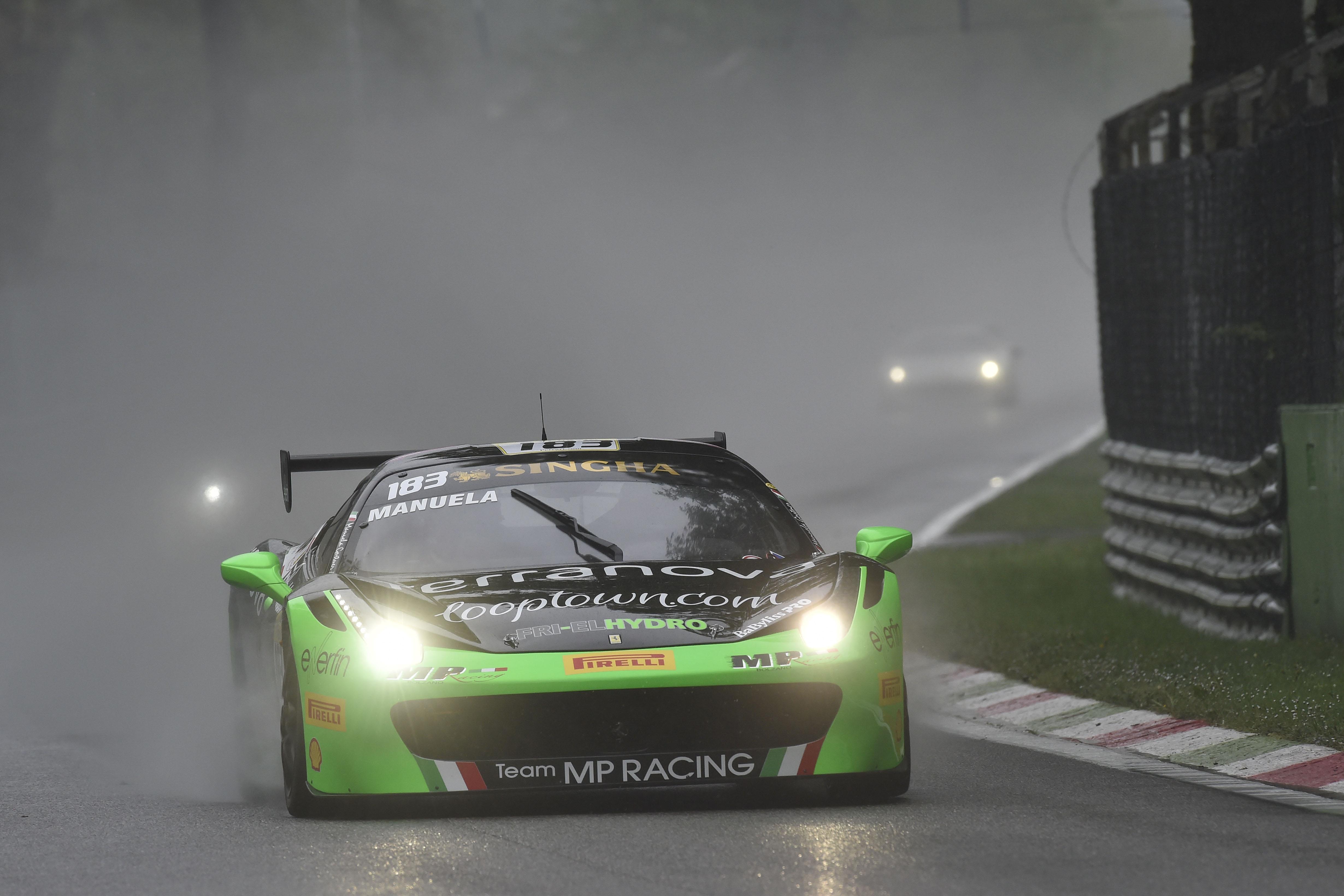 Ferrari Challenge Europe: via con 40 vetture in pista