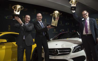Classe C è World Car of the Year