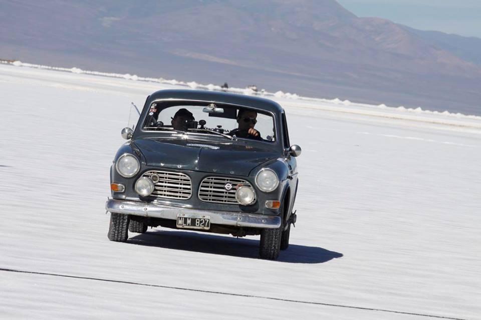 Volvo e Margiotta alla VIII Gran Carrera Argentina