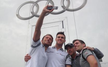 GT: Audi Sport Italia continua a puntare sui giovani