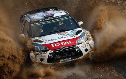 Doppietta per le DS 3 WRC in Argentina