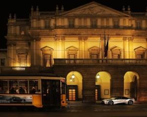 BMW Italia partner della prima alla Scala