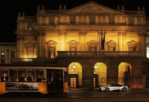 BMW Italia Fondatore Sostenitore Teatro alla Scala