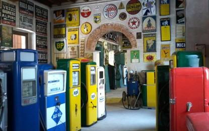 Museo Fisogni: stazioni di servizio tra storia e passione