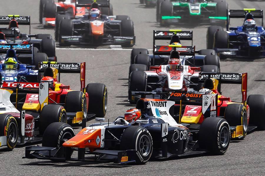 GP2: primo round amaro per Trident e Marciello
