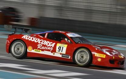 Il Challenge e Rossocorsa ripartono da Monza