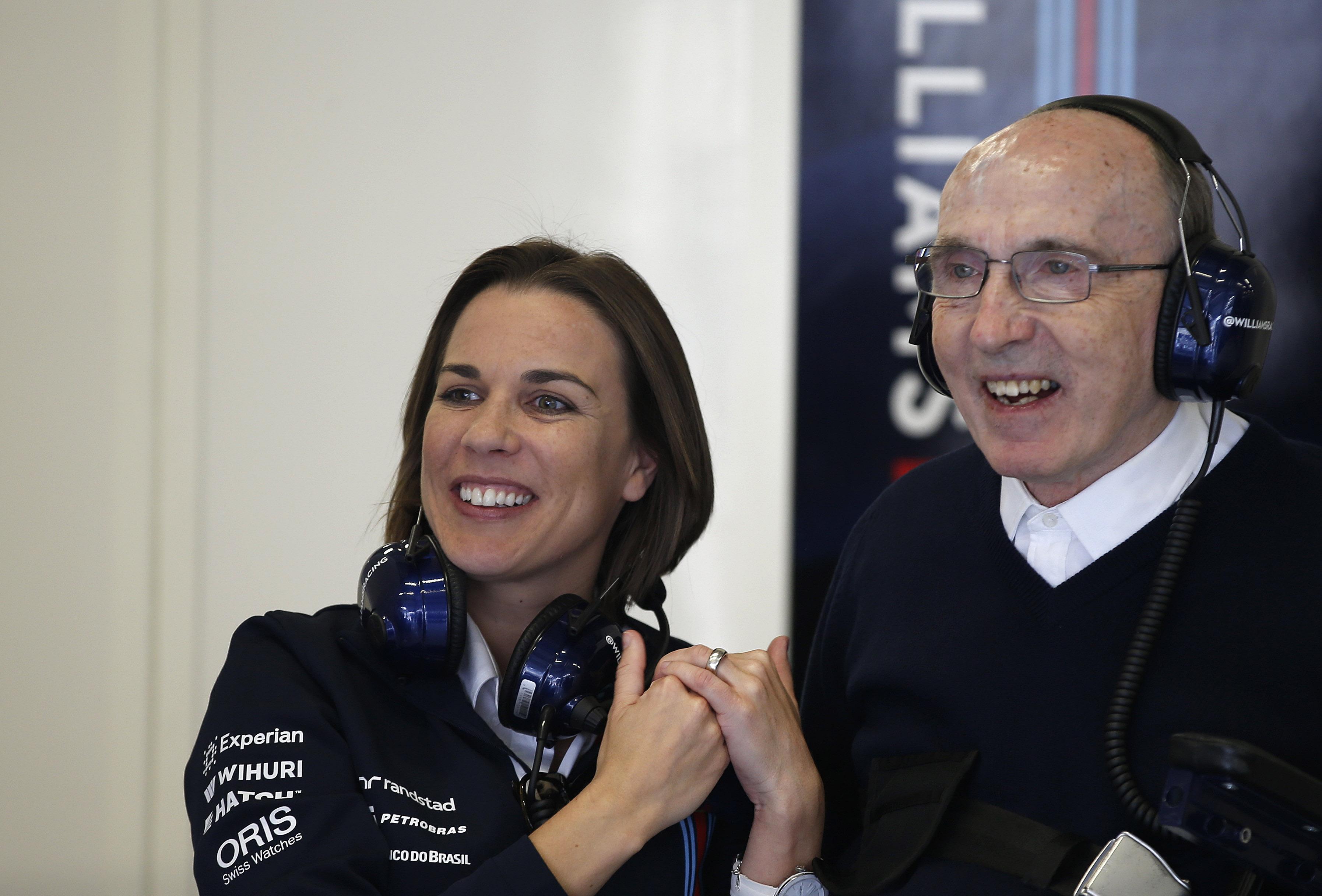 Sir Frank Williams non può più essere presente ai GP