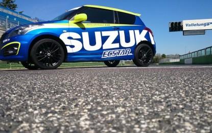 Suzuki Swift 1.6 Sport auto ufficiale del CIV