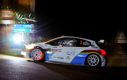 Peugeot domina Sanremo con Andreucci e Tassone