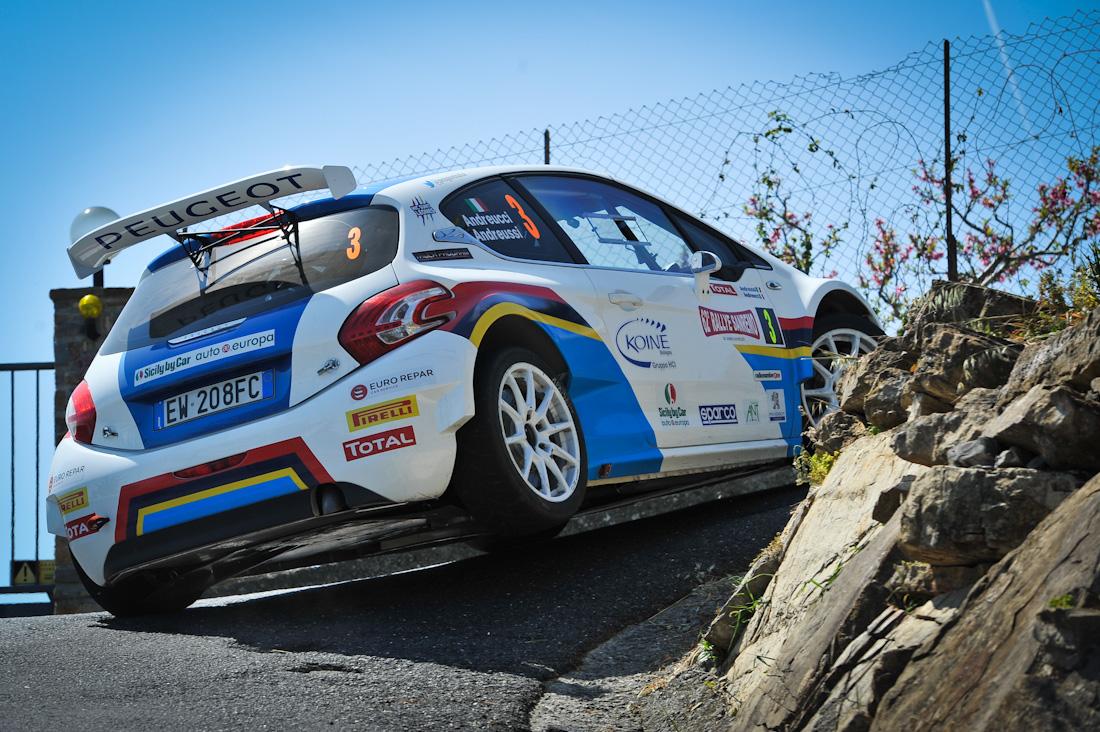 Sanremo: Peugeot in testa nell'Assoluta e nella Junior