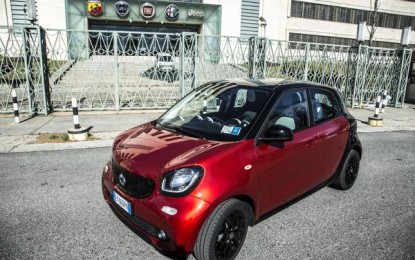 smart-fiat: giocare coi tweet!
