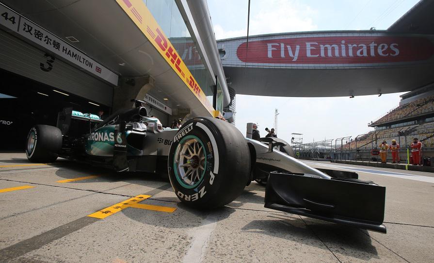 Cina: Hamilton, ma gran passo gara Ferrari