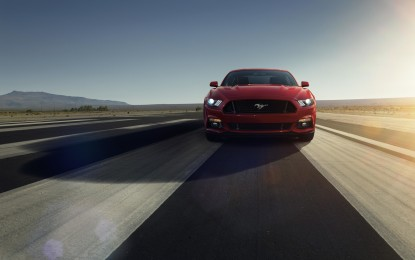 Ford Mustang: da 0 a 100 in meno di 5 secondi!