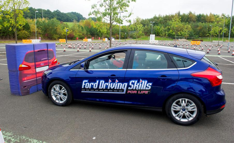 Ford Driving Skills For Life 2015 a Napoli e Padova