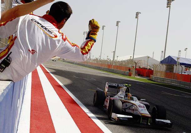GP2: prima vittoria per Haryanto