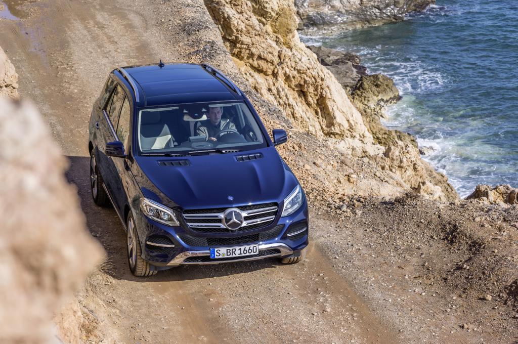 Nuova Mercedes-Benz GLE
