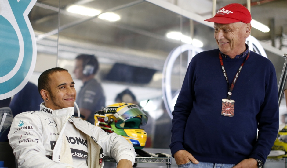 Lauda: rinnovo con Hamilton entro la Spagna