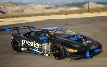Lamborghini Super Trofeo Nord America: si parte!