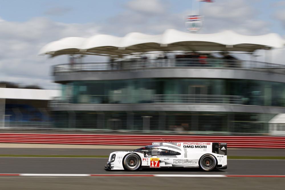 WEC: both Porsche 919 Hybrid to start from front row