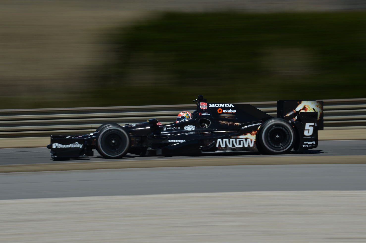 Magneti Marelli nella IndyCar Series