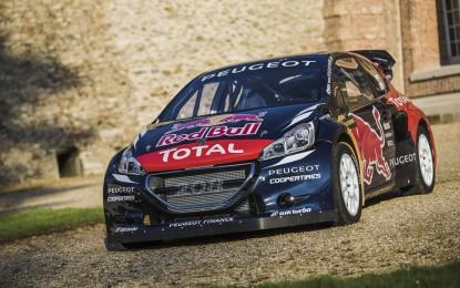 World RX: Peugeot-Hansen alla 2° stagione