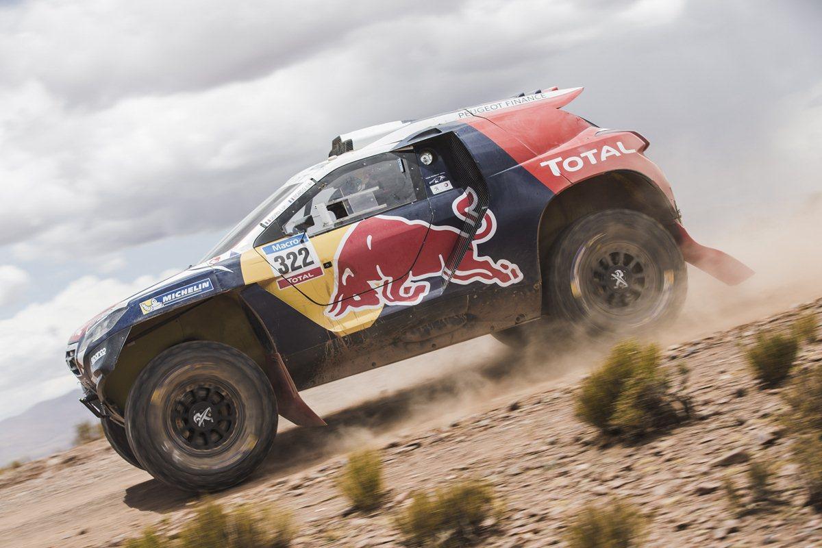 Peugeot 2008 DKR in rotta verso la Cina