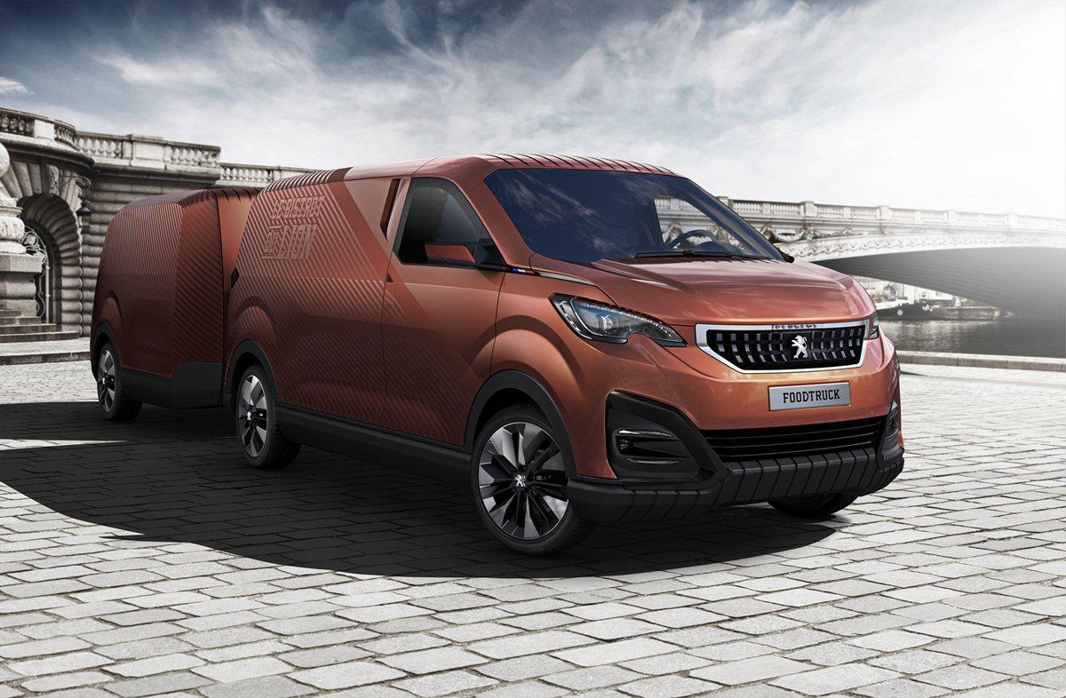 Nasce il Foodtruck Peugeot