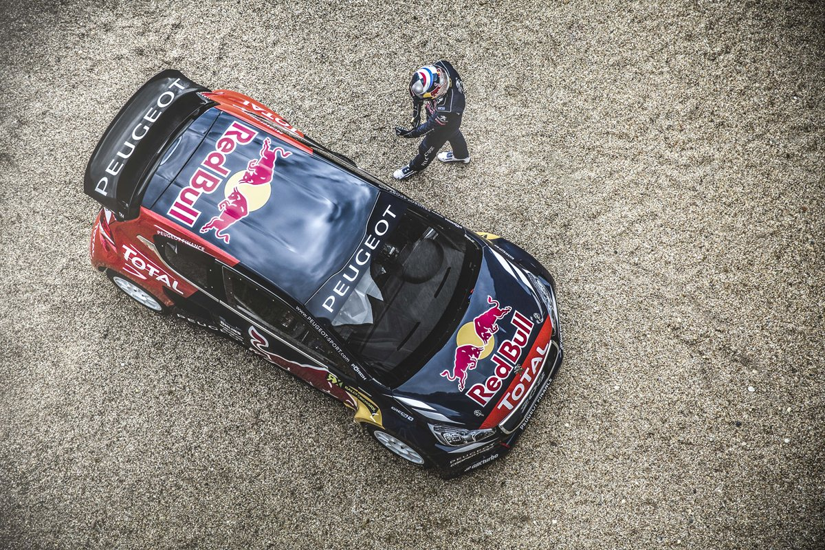 World RX: team Peugeot-Hansen pronto!