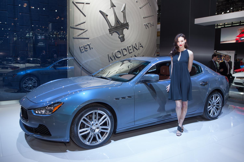 Maserati al Salone di New York