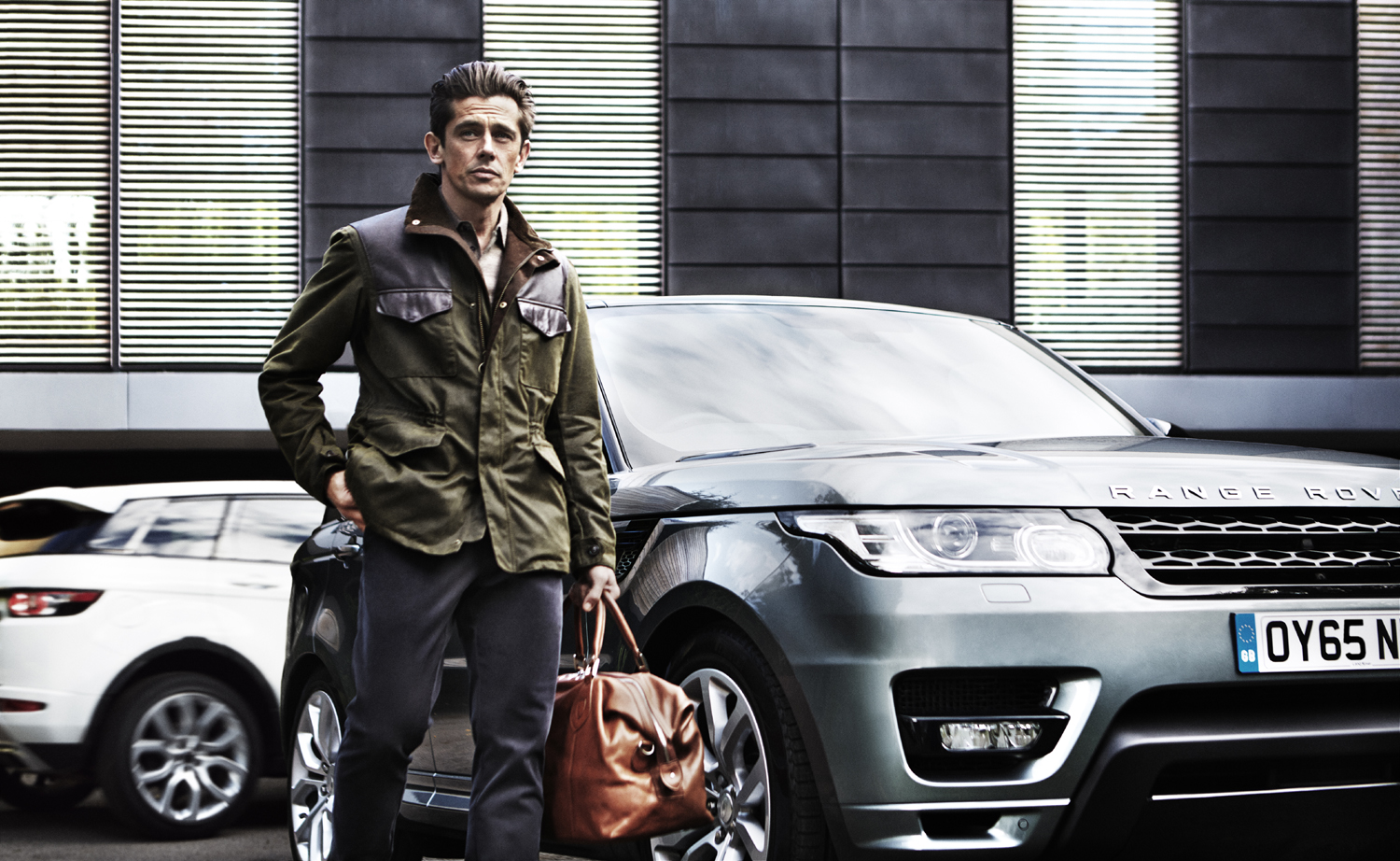 Barbour for Land Rover A/I 2015