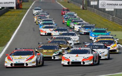 Lamborghini: a Monza in Gara 1 vincono Kujala e Bobbi