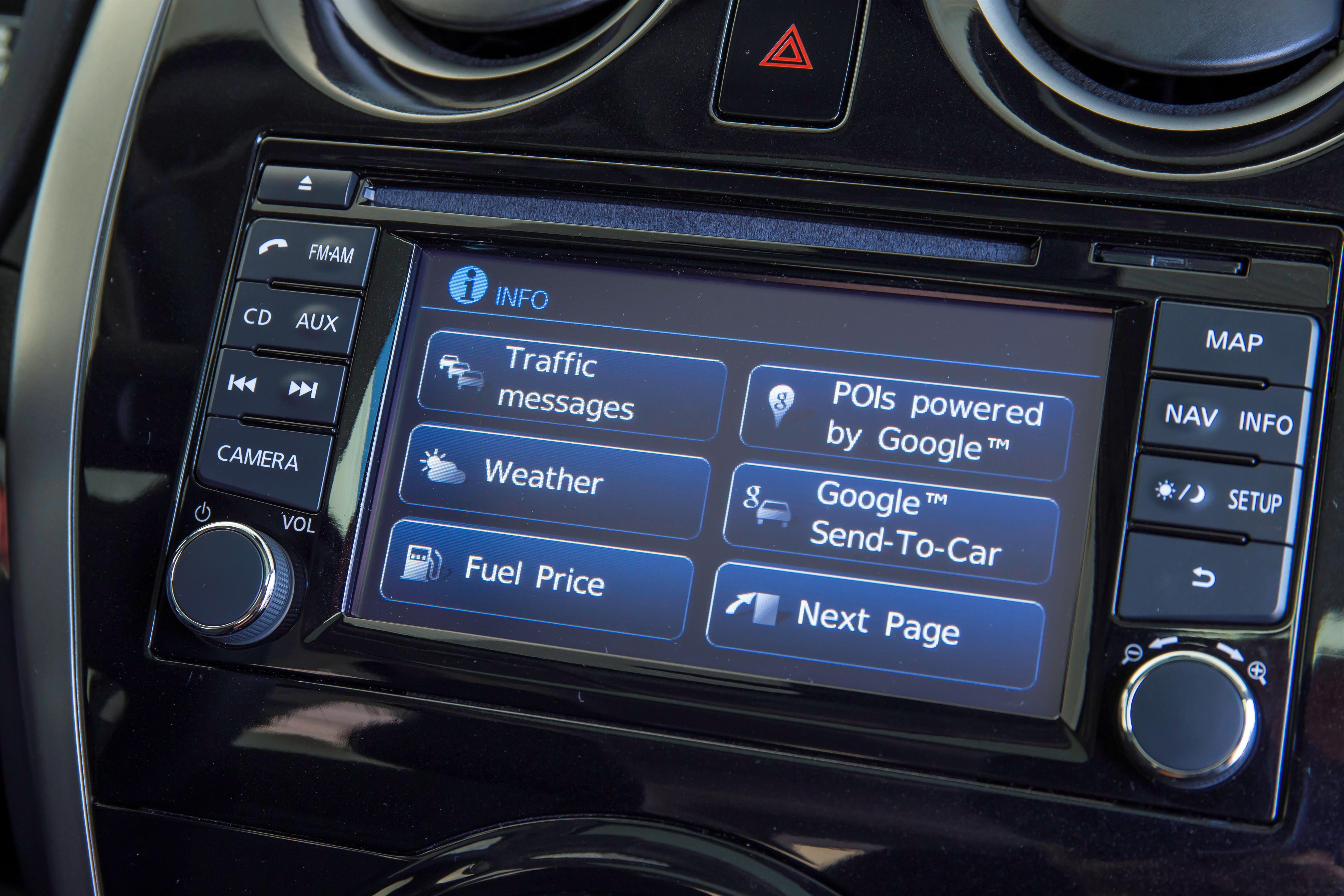NissanConnect: molto più di un navigatore