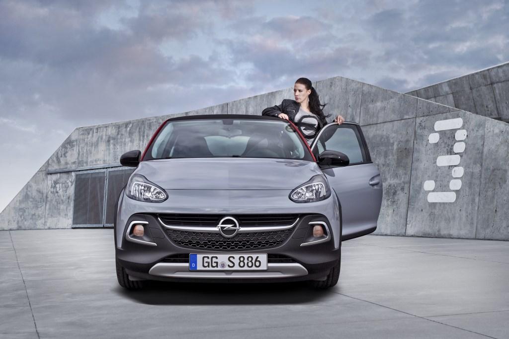 Nuovo Opel ADAM ROCKS S